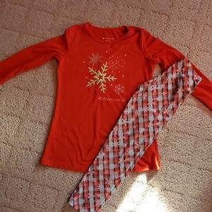 American Girl Brand Holiday pajamas